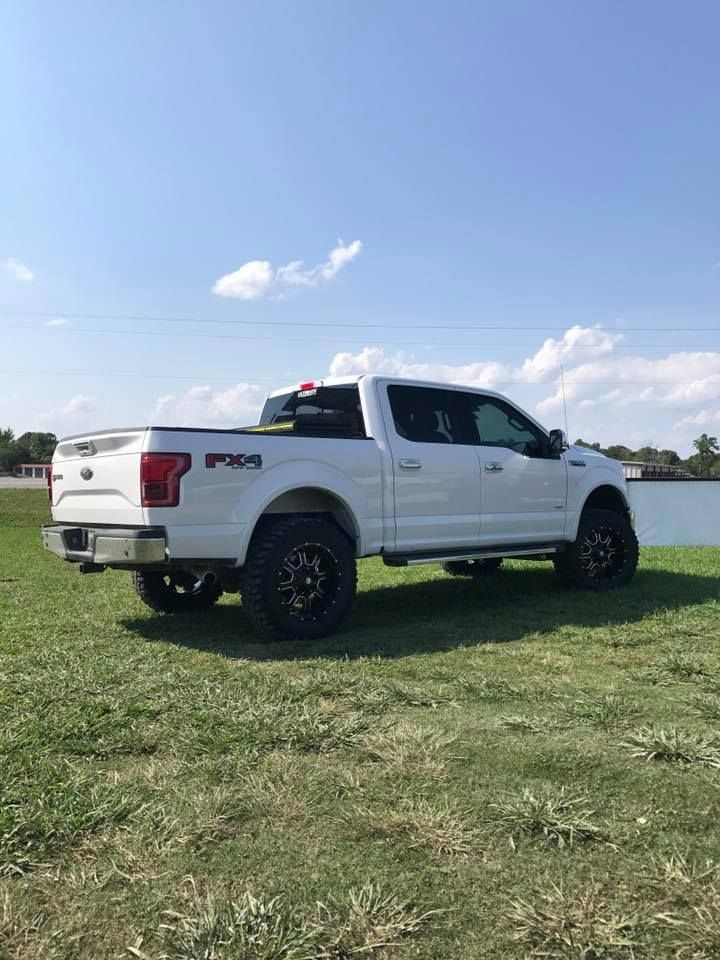 Inch Lift Kit   Ford F  Wd With Superide Or Bilstein Rear Shocks