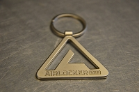 ARB Air Locker Logo Key Chain