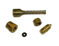ARB - Air Locker Bulkhead Air Line Fitting Kit