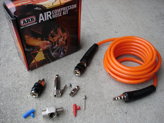 arb tire inflation pump  kit