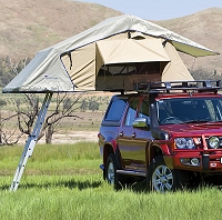 ARB Simpson Rooftop Tent / Anex Combo Kit