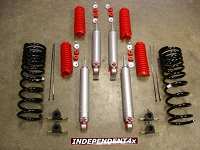 Isuzu Trooper / VehiCROSS Budget Suspension System: 92 - 2004