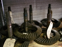 Salvage Isuzu 12 Bolt Rear Ring & Pinion Set - 4.30 ratio