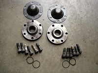Salvage Isuzu Drive Flange Kit