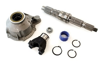 Jeep Slip Yoke Eliminator (SYE) Kit: NP231, NP231-J