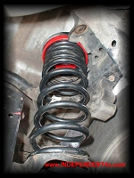 Isuzu OME: Old Man Emu Rear Coil Springs