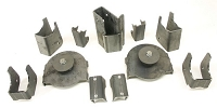 Teraflex TJ/LJ Dana 44/60 Rear Axle Bracket Kit