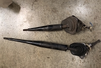 Salvage Isuzu Shift Levers