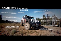 ARB JEEP WRANGLER JL COMPLETE OVERLAND PACKAGE