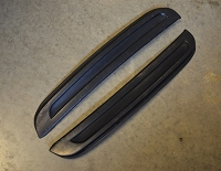 Salvage Isuzu Trooper side vent trim - 1992-97+