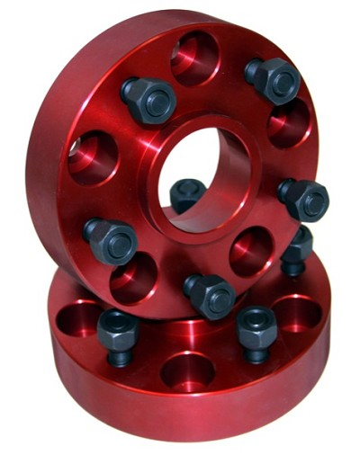 Jeep Wheel Spacers - Alloy USA