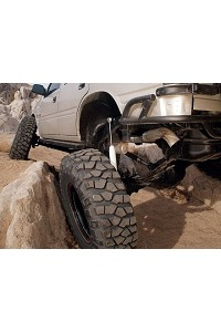 Isuzu Solid Axle Swap (SAS) Kit