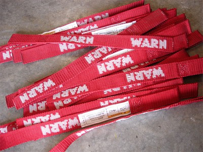 WARN Replacement Winch Hook Straps